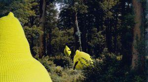 Yellow Creature. Aspekte der Transformation