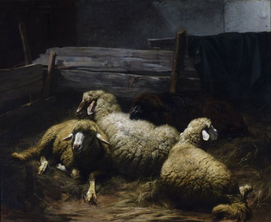 Karneval der Tiere. Aus der Sammlung des Kunstmuseums