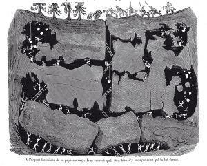 Gustave Doré. Comic-Zeichner