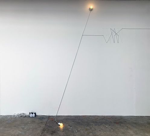 Michał Budny, Vittorio Santoro. Sculpture/Sculpture