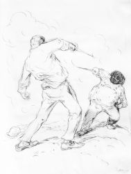 Du sabre au pinceau: les Burnand de Seppey et Moudon