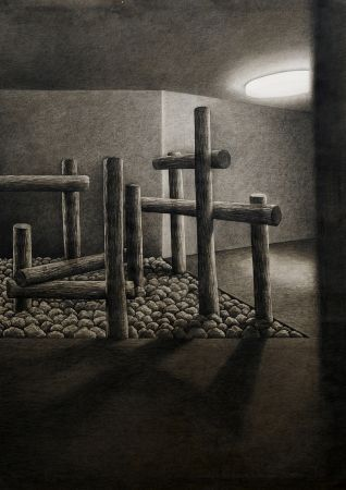 Boeschenstein, Nussbaumer, Wieser, Wyss – Zeichnung zwischen Raum und Imagination