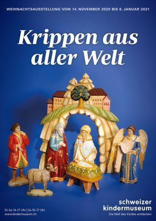 Weihnachtsausstellung: Krippen aus aller Welt
