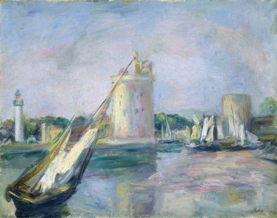 Gegenlicht – Meisterwerke des französischen Impressionismus