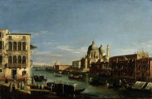 Magisches Venedig – Venezianische Veduten des 18. Jahrhunderts