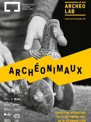 ARCHÉONIMAUX EXPOSITION LUDIQUE ET INTERACTIVE