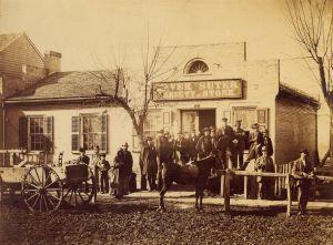 Xaver Suters Reise nach Amerika 1849 - Emigration aus dem Gebiet zw. Walen- und Zürichsee
