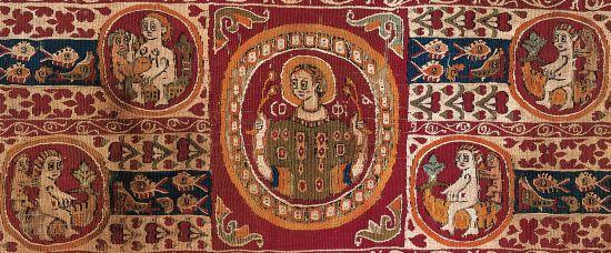 Splendeurs nilotiques - Habits égyptiens de l'Antiquité tardive