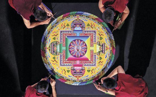 Mandala – Auf der Suche nach Erleuchtung