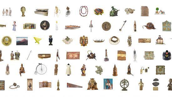 Entdeckungen - Highlights der Sammlunbg