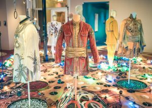 Knie Circus Fashion. One hundred years of costumes in the Textile Museum