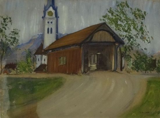 Justine Stockmann- Imfeld (1881- 1962)
