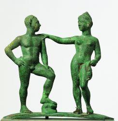 Les Étrusques. Une civilisation antique à l'ombre de Rome