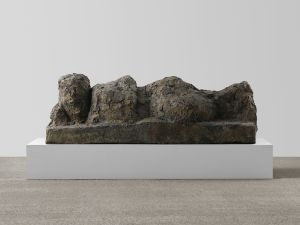 Hans Josephsohn. Looking is the most important thing