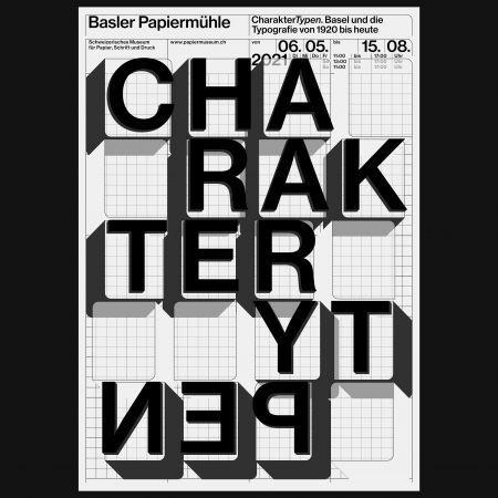 CharakterTypen. Basel und die Typografie von 1920 bis heute