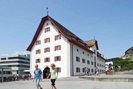 La storia svizzera come percorso avventura