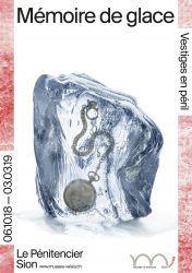 Aus dem Eis: Spuren in Gefahr