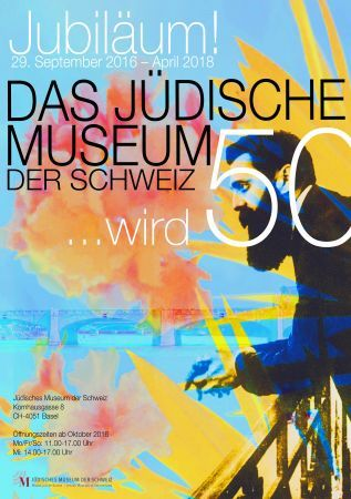 Jubiläum! Das Jüdische Museum der Schweiz wird 50