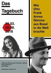 Das Tagebuch. Wie Otto Frank Annes Stimme aus Basel in die Welt brachte