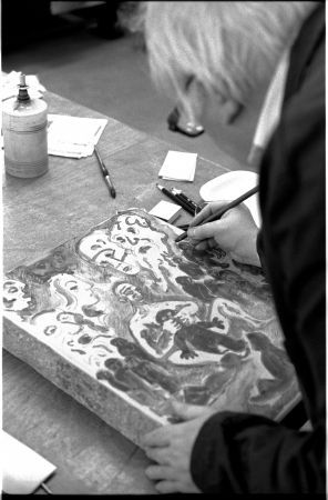 Dürrenmatt als Zeichner und Maler. Ein Bildwerk zwischen Mythos und Wissenschaft