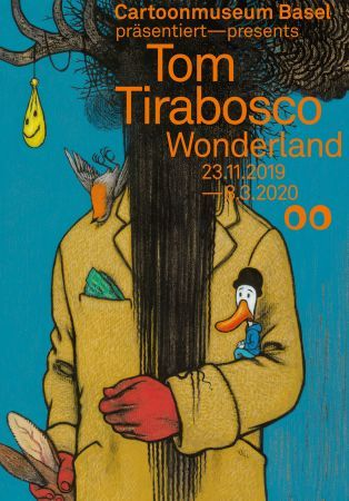 Tom Tirabosco. Wonderland