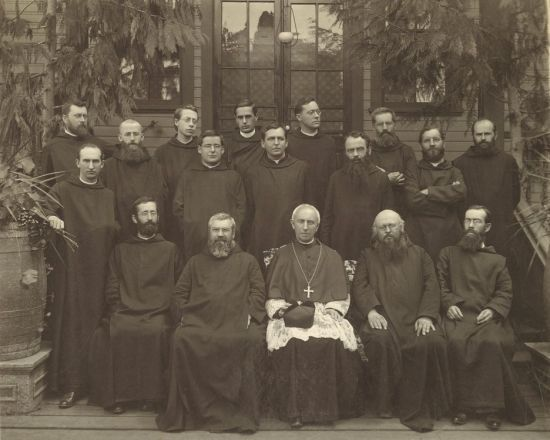 Abenteuer Amerika – Pioniergeist im Dienst des Klosters Engelberg