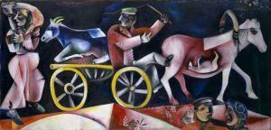 Chagall - Die Jahre des Durchbruchs 1911 - 1919