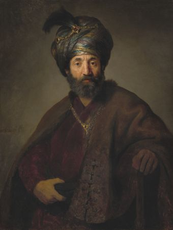 Rembrandt's Orient. West Meets East in Dutch Art of the 17th Century