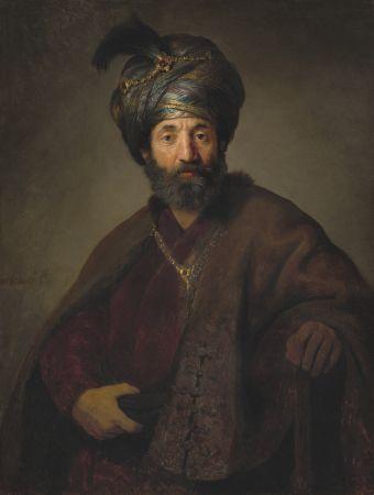 Rembrandts Orient. Westöstliche Begegnung in der niederländischen Kunst des 17. Jahrhunderts
