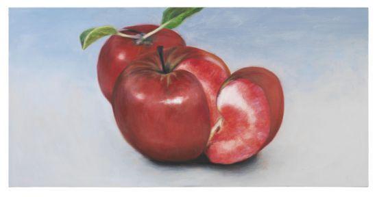 Der Apfel. Eine Einführung. (Immer und immer und immer wieder)