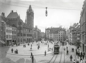 Tramstadt Basel – Auf Schienen zur modernen Stadt