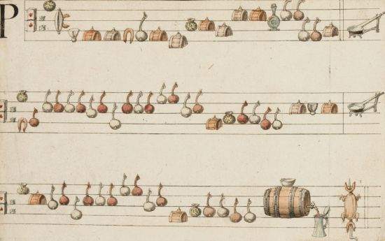 Sound Pictures – Musical Treasures from 16th-Century Basel