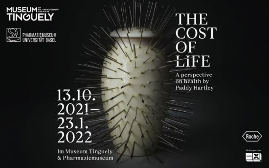 The Cost of Life.  A Perspective on Health by Paddy Hartley