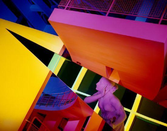 Color Mania – Materialität Farbe in Fotografie und Film
