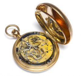 Zeit der kleinen Uhren. Sammlung Oscar Schwank.