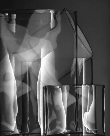 Eiswasserglas