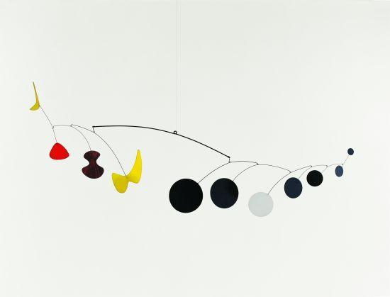 Calder to Kelly | Die amerikanische Sammlung
