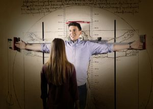 L'esposizione temporanea «L'uomo che (si) misura»