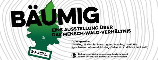 Bäumig - Eine Ausstellung über das Mensch-Wald-Verhältnis