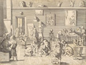 Learning to draw – from artist's training to aesthetic education since 1500
