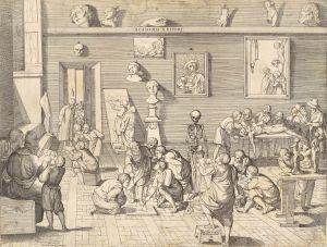 Zeichenunterricht. Von der Künstlerausbildung zur ästhetischen Erziehung seit 1500