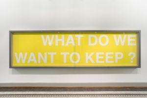 RELAX (chiarenza & hauser & co (what do we want to keep? (was wollen wir behalten? )