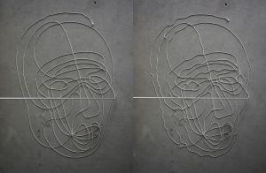 Gravitatorische Behauptungen. Yves Netzhammer / Gramazio Kohler Research