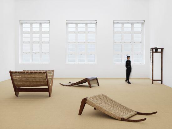 Zurich Art Prize 2019: Leonor Antunes
