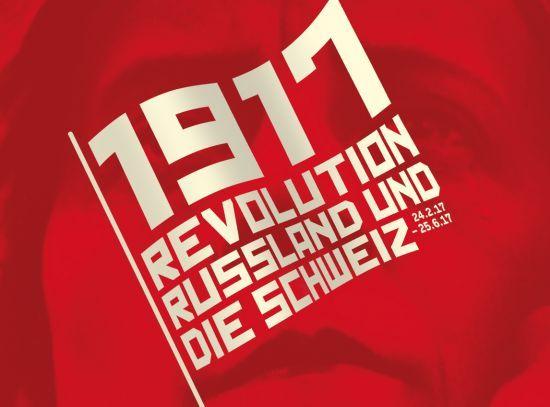 1917 Revolution. Russland und die Schweiz