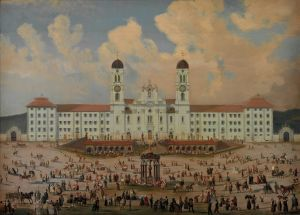 Einsiedeln Abbey. 1,000 Years of Pilgrimage