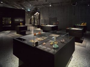 "The ""Archaeology in Switzerland"" Exhibition."