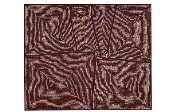 My Mother Country – Malerei der Aborigines