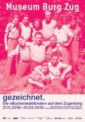 gezeichnet. Die «Buchenwaldkinder» auf dem Zugerberg
