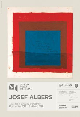 Josef Albers. Anatomia di Omaggio al Quadrato